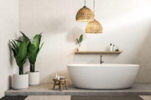 baignoire salle de bain